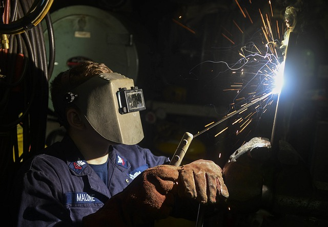winery welding Paso Robles